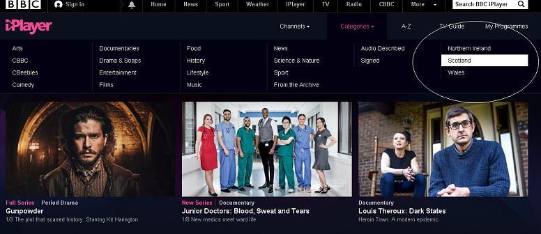 BBC Live VPN